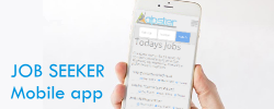 Alpster job seeker app